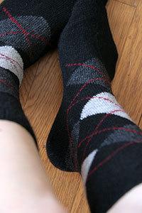 Argyle_socks